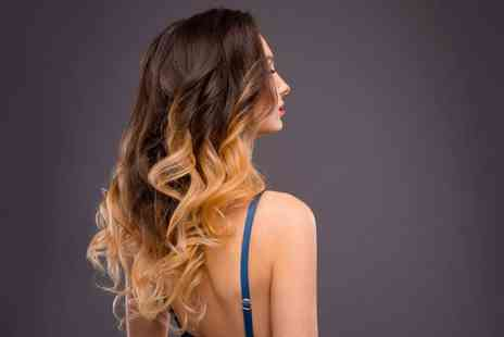 SQ Studio - Balayage including wash, cut and blow dry - Save 65%