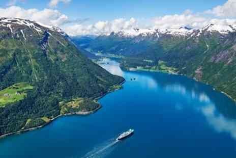 The Cruise Specialists - Seven night P&O Norwegian fjords cruise in spring - Save 0%