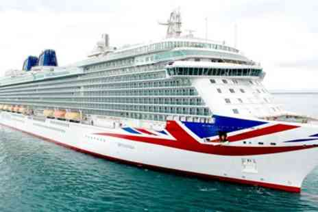 The Cruise Specialists - Seven night P&O Spain & Guernsey cruise from Southampton - Save 0%