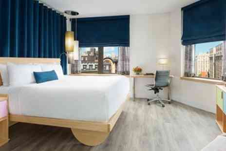 NYLO New York City - Boutique NYC Hotel Stay into Summer  - Save 0%