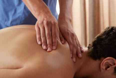 Art of Motion Fitness Academy - One Hour Sports Massage - Save 53%