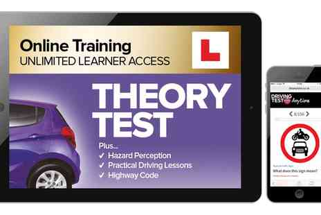 Driving Test Success - Online Driving Theory Test Training - Save 96%
