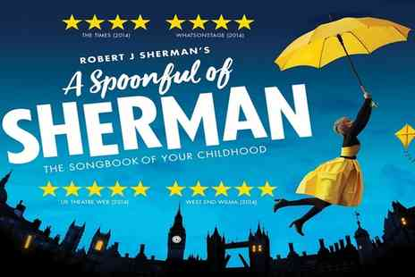 Regal Entertainments - Spoonful of Sherman Ticket on 26 to 28 February - Save 42%