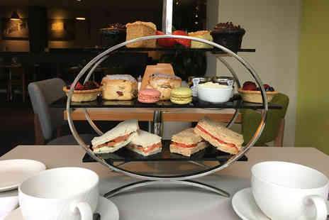 Novotel York Centre - Classic afternoon tea for two - Save 41%