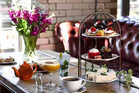 Red Letter Days - Cocktail afternoon tea for two - Save 0%