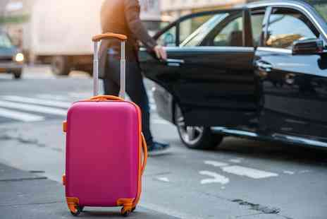 SplitCab - Shared minicab to a range of London airports including Heathrow and Gatwick - Save 50%