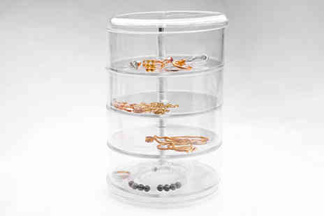 Ckent - Jewellery organiser - Save 70%