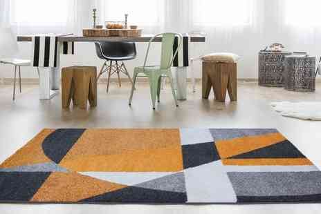 Groupon Goods Global GmbH - Quito Contemporary Design Rug in Choice of Style and Size - Save 0%