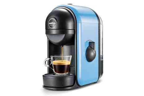 Groupon Goods Global GmbH - Lavazza Minu Coffee Machine with 12 Capsules - Save 50%