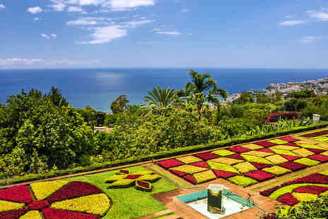 Tiles Madeira Hotel - Four Star Sunny Stay For Two in Picturesque Madeira - Save 54%