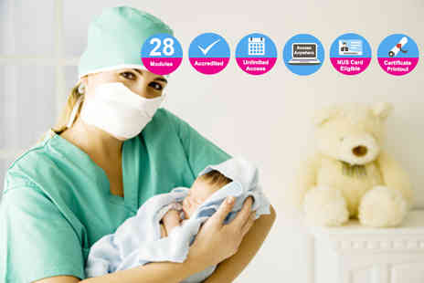 New Skills Academy - Online introduction to midwifery course - Save 95%