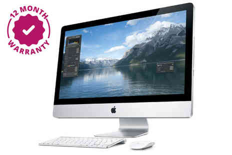 IT Trade Services - Grade B refurbished 500GB or 2TB  Apple iMac - Save 58%