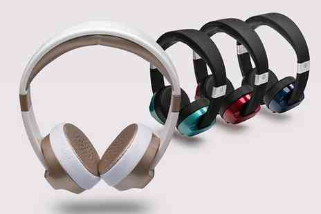 Groupon Goods Global GmbH - iFrogz Carbide On Ear Headphones - Save 64%