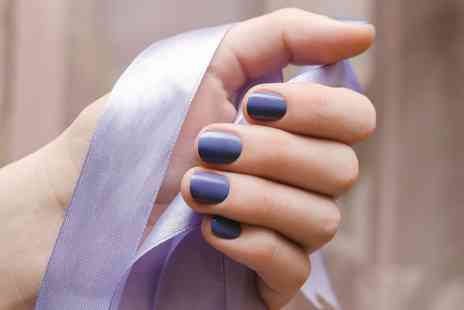 The BH Clinic - OPI or CND Shellac gel manicure or pedicure - Save 50%