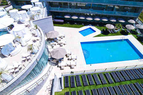Aparthotel Four Elements Suites - Four Star Family Break For Two on the Costa Dorada - Save 80%
