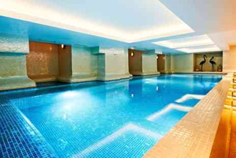 Brighton Harbour Hotel - Spa day with massage at underground spa - Save 44%