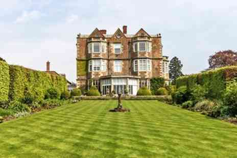 Goldsborough Hall - Luxury Yorkshire stay with 2 AA Rosette dinner - Save 40%