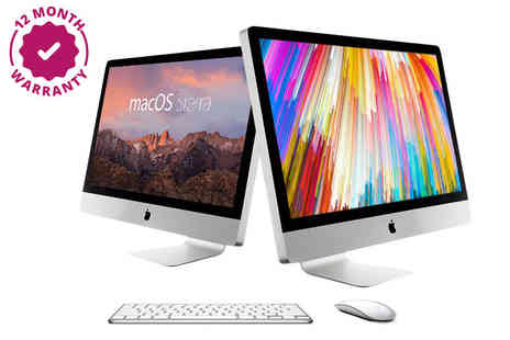 IT Trade Services - Refurbished 27 inch 1TB Apple iMac with 4GB RAM or Apple iMac with 8GB RAM - Save 48%