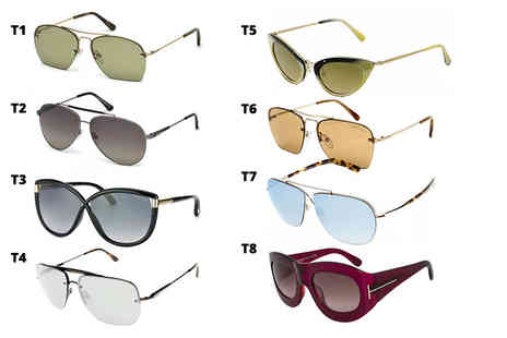 Brand Logic - Pair of Tom Ford sunglasses choose from 30 designs - Save 64%