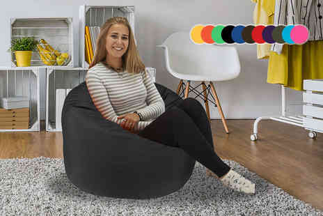 UK Beanbags - Kids classic beanbag, or get a full sized one - Save 48%