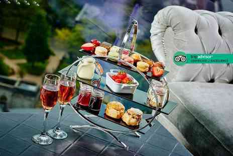 Marco Pierre White Steakhouse - Luxury afternoon tea with prosecco for two - Save 60%
