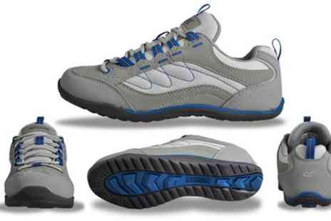 Groupon Goods Global GmbH - Regatta Eastmoor Outdoor Walking Hiking Shoes - Save 63%