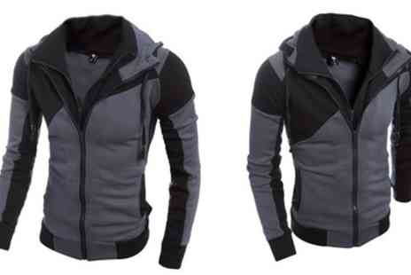 Groupon Goods Global GmbH - Balotti Mens Hooded Jacket - Save 0%