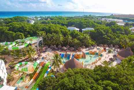 KPX Travel - Seven or Nights at 5 Star Sandos Caracol Eco Resort with All Inclusive and Flights - Save 0%