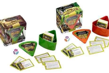 Groupon Goods Global GmbH - Trivial Pursuit Dinosaurs and Wildlife Editions - Save 38%