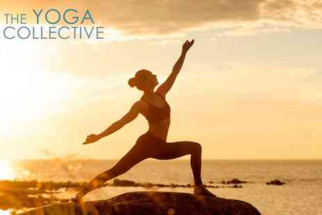 The Yoga Collective - One year access to online yoga classes - Save 82%
