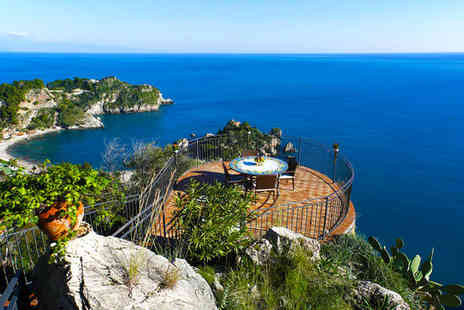 Grand Hotel San Pietro - Five Star Romance and Luxury in Taormina - Save 48%