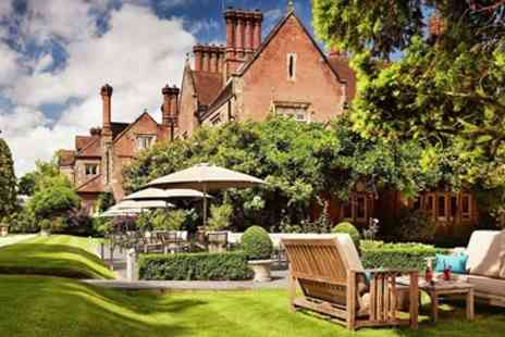 Alexander House Hotel - West Sussex luxurious hotel stay - Save 0%