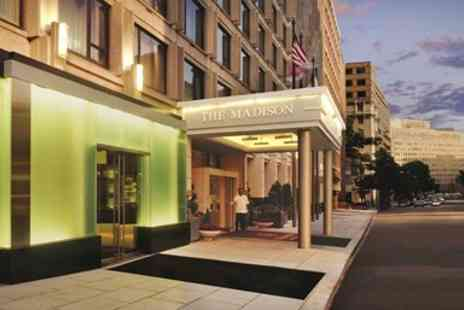 The Madison Washington Hilton Hotel - Luxe DC Hotel Stay in Spring & Summer with Parking - Save 0%