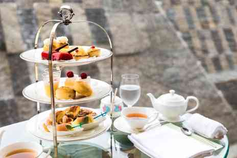 Hilton Bristol - Afternoon tea for two with a bottle of Prosecco to share - Save 51%