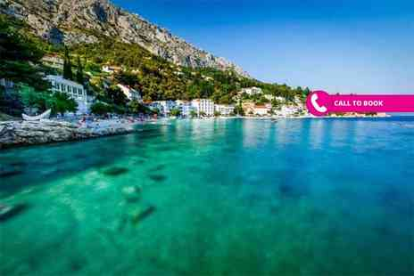 Super Escapes Travel - Five or seven night all inclusive stay in a sea view apartment with flights - Save 58%