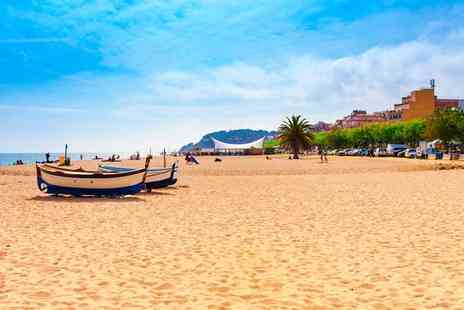 Super Escapes Travel - Three, five or seven night all inclusive Costa Brava break with flights - Save 26%