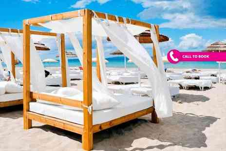 Super Escapes Travel - Three or five night all inclusive beach getaway with return flights - Save 48%