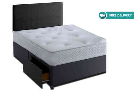 Relaxd - Ortho feel 1000 pocket spring mattress - Save 75%