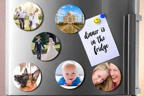 Unibind Photo Books - 36 photo fridge magnets - Save 81%