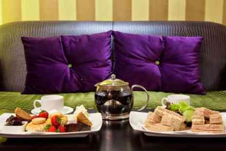 Hallmark Hotel - Afternoon Tea or Sparkling Afternoon Tea for Two or Four - Save 66%