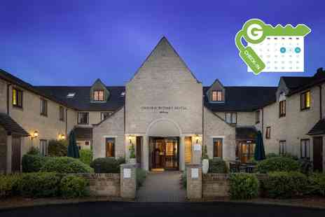 Oxford Whitney Hotel - Double or Twin Room for Two with Breakfast, Dinner, Wine and Leisure Access - Save 0%