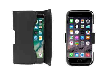 Groupon Goods Global GmbH - Mophie Hip Holster Case or Belt Clip for iPhone 5 or 5s - Save 58%