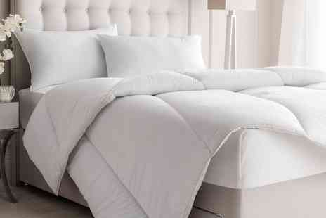Groupon Goods Global GmbH - Silentnight 10.5 or 13.5 Tog Hotel Collection Duvet - Save 59%