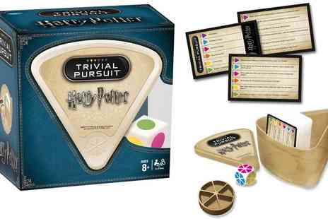 Groupon Goods Global GmbH - Winning Moves Harry Potter Trivial Pursuit Board Game - Save 31%