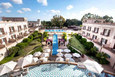Giardino di Costanza Resort - Five Star Authentic Charm Amongst Olive Groves & Vineyards For Two - Save 80%