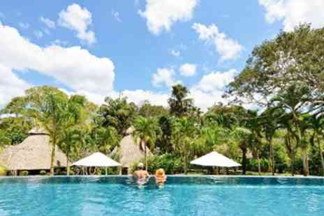 Chaa Creek Eco Lodge - Belize Jungle Resort with Breakfast - Save 0%