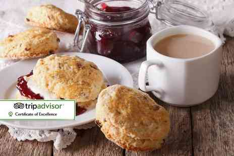 Southwell Garden Centre - Afternoon tea for two or four - Save 0%