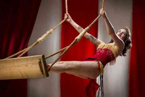 John Lawsons Circus - One general admission ticket to John Lawsons Circus on 16 March To 1 April - Save 25%