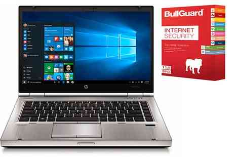 Computer Remarketing Services - Refurbished HP Elitebook 8460P with Optional BullGuard Anti Virus With Free Delivery - Save 0%