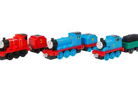 Groupon Goods Global GmbH - Thomas and Friends Talking Metal Engines - Save 18%